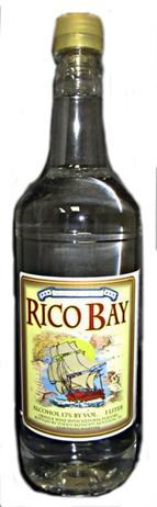 Rico Bay Rum Superior Gold